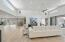 Soaring 14' ceilings. Bright and OPEN concept! Excellent placement of transome windows.