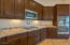Real Cherrywood Cabinets, top Upgrade!