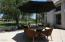 JUST 1 OF SEVERAL SPOTS TO ENTERTAIN ON HUGE EXTENDED PATIO