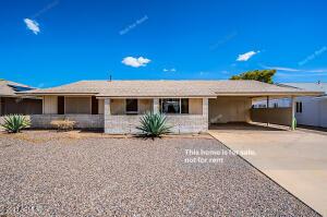 14017 N 103RD Avenue, Sun City, AZ 85351