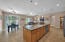 Open Concept Kitchen & Dining & Family Room