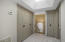 The Landing offers lots of storage with a double closet and separate linen closet.