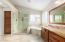Gorgeous spa-like master bathroom