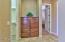 ADJACENT ARE TWO WALK-IN CLOSETS & DOOR TO BONUS ROOM IN MASTER SUITE