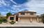Front Elevation 9692 E Sharon Dr. Scottsdale, AZ 85260