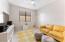 First Floor Bedroom/Office/Playroom.