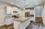 Eat in kitchen and breakfast bar