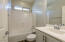 Main level en suite full bath