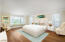 virtually staged master suite