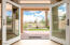 Highly upgraded french doors