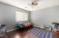 Large bedrooms - wood floor