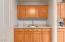Laundry room cabinets and granite countertops