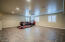 large game room/ living area in basement