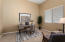HIDDEN IN OWNER'S SUITE, THE BONUS ROOM CAN BE AN OFFICE, TV ROOM, EXERCISE ROOM, HOBBY ROOM OR OCCASIONAL GUEST ROOM.