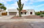 Beautifully remodeled home in McCormick Ranch has low maintenance landscaping and fantastic mountain views