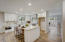 Gorgeous ALL NEW kitchen is very spacious and functional