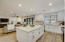 All new high end white cabinetry, and beautiful quartz counters