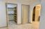 Large Walk-in & Linen Closet