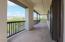 Second Floor Full length balcony
