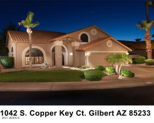1042 S COPPER KEY Court, Gilbert, AZ 85233