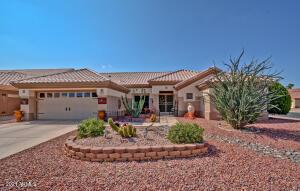 13819 W GUNSIGHT Drive, Sun City West, AZ 85375