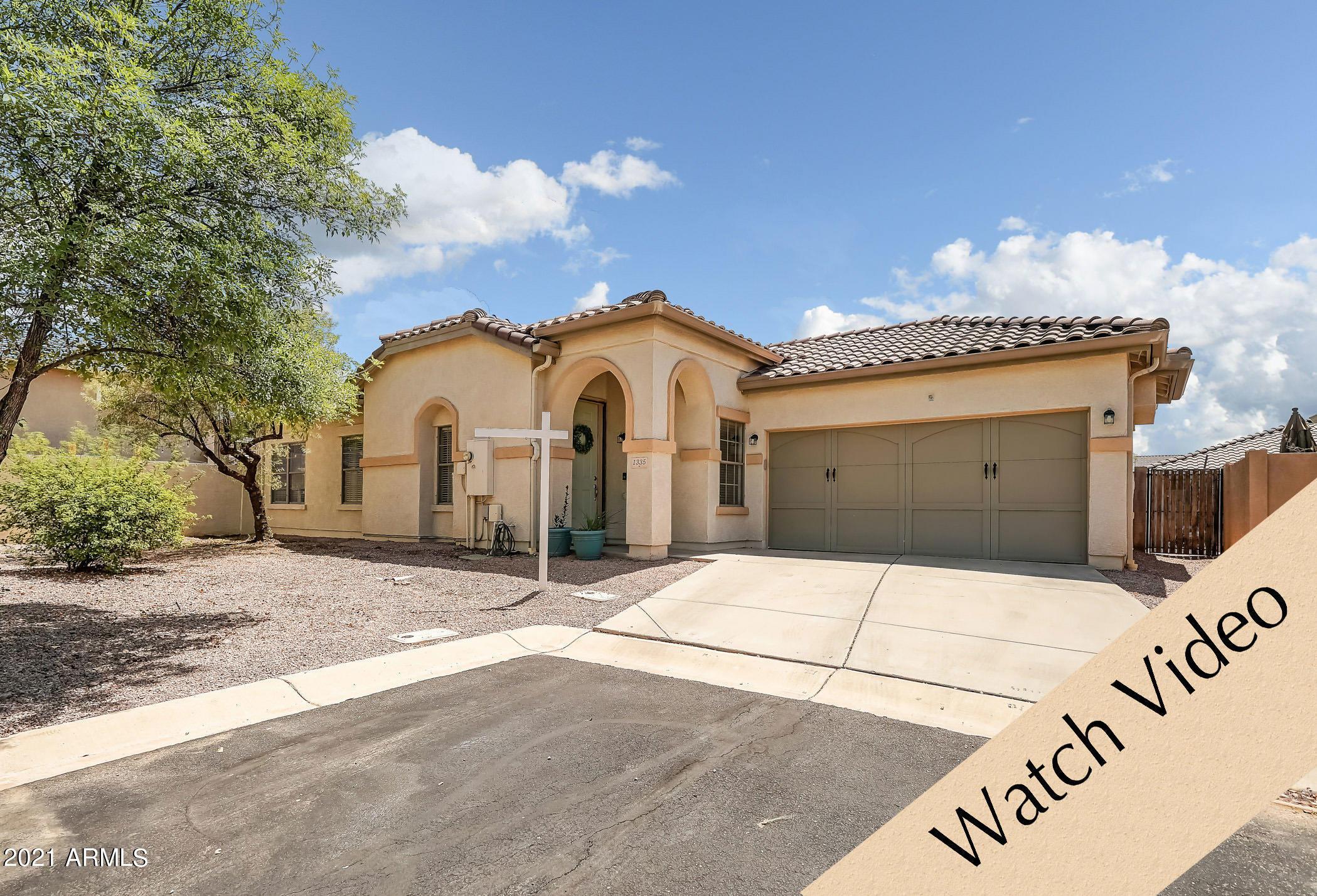 1335 BRIDGEGATE Drive, Gilbert, Arizona 85296, 3 Bedrooms Bedrooms, ,2 BathroomsBathrooms,Residential,For Sale,BRIDGEGATE,6276314