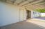 Direct garage access from backyard