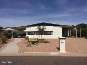 25443 S ILLINOIS Avenue, Sun Lakes, AZ 85248
