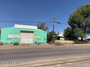 1720 N SULPHUR SPRINGS Street, Douglas, AZ 85607