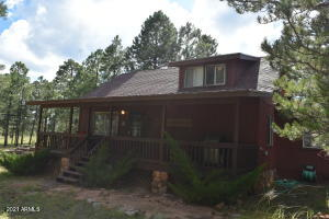 1946 FOREST Trail, Forest Lakes, AZ 85931