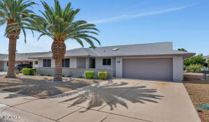 Welcome to this remodeled beauty in Sun City!