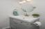 Hall bath completely redone!