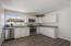 Kitchen with all new cabinets, S/S appliances and granite countertops