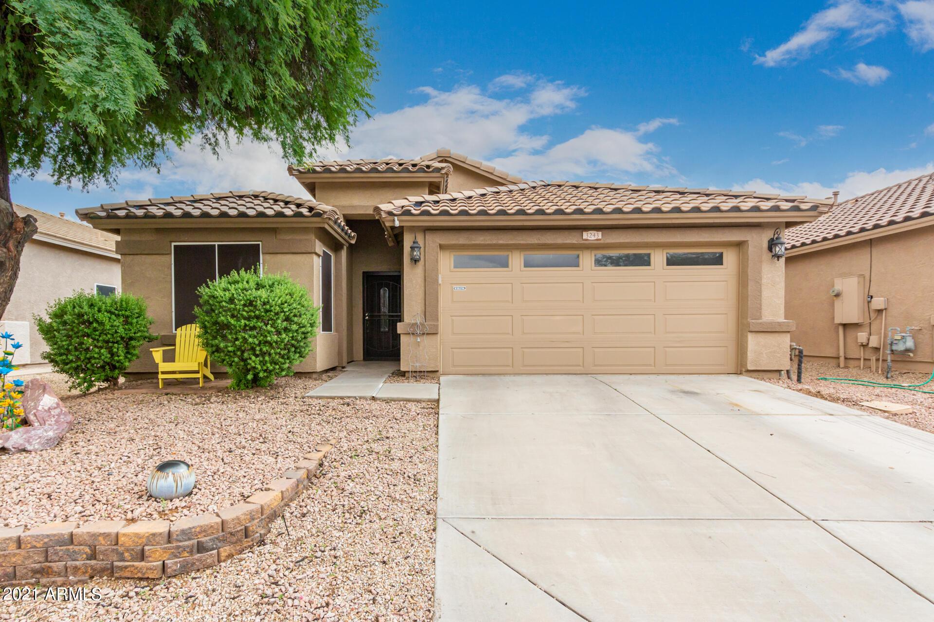 3243 YELLOW PEAK Drive, Queen Creek, Arizona 85142, 4 Bedrooms Bedrooms, ,2 BathroomsBathrooms,Residential,For Sale,YELLOW PEAK,6285606