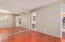 Cherrywood Manufactured Flooring, Ceiling Fan with Lights & Picture Window