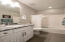 2nd bath with granite counters!