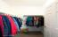 Second bedroom closet!