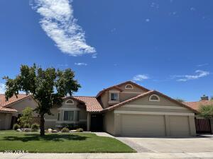 1402 N PEBBLE BEACH Drive, Gilbert, AZ 85234