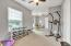 Exercise/playroom/formal living & dining, so many options!