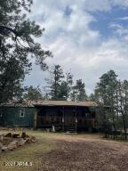 2724 BLACK BEAR Trail, Overgaard, AZ 85933