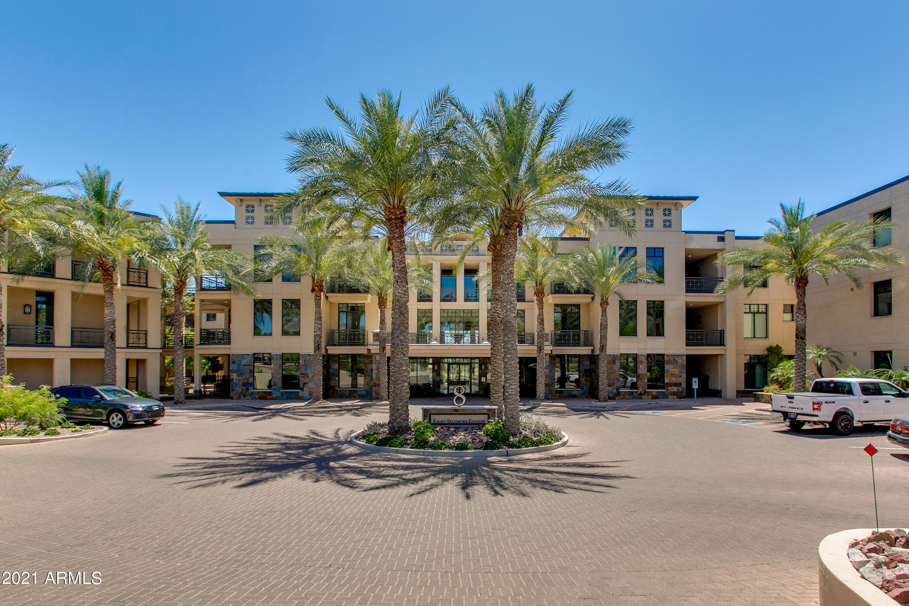 True elegance is hard to come by with a lock and leave lifestyle but not at the beautiful community of Fairway Lodge! Enjoy the pristine and well-maintained grounds, resort-style pool and spa, fitness center, clubhouse, and underground parking! This prime corner unit is located on the first floor and offers easy access from the parking elevators. Inside you'll find high ceilings, plenty of natural light, cherry wood cabinetry, granite counters, SubZero & Wolf appliances, engineered wood and travertine flooring, and a stunning gas fireplace. The master retreat features a private patio and an ensuite with double vanities and walk-in closets. Call today to schedule an easy, private showing.