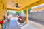 Extended covered patio