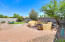 A backyard that will hold memories, their Realtor married them in their backyard during COVID.