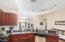 Granite Counters, SS Appliances inc Gas Stove