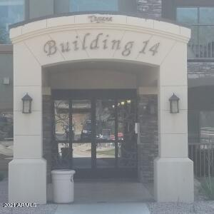 Building #14 Entry