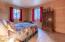 Bedroom 2, very generous in size (master bedroom).