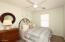 Oversized 3rd Bedroom