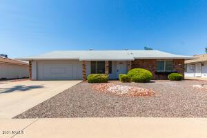 17222 N FOOTHILLS Drive, Sun City, AZ 85373