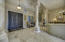 Grand foyer setting the stage for this home