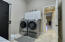Spacious laundry room (W/D do not convey)